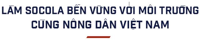 Làm socola bền vững với môi trường nông dân Việt Nam
