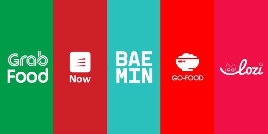 Các app tại thị trường Việt Nam